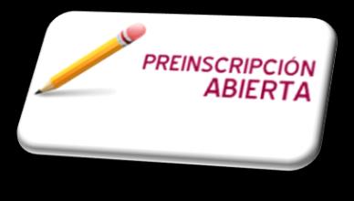 Preinscripcion