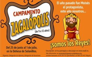 Campamento Zagalópolis