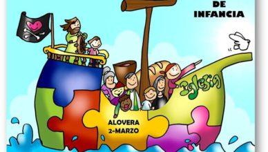 Encuentro Infancia en Alovera 2109